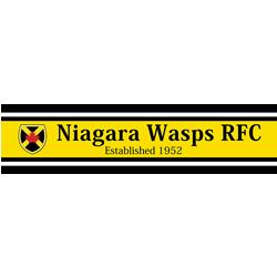 Custom corporate gifts were created for the Niagara Wasps RFC